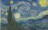 Van Gogh a lo Da Vinci