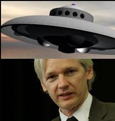 OVNIS, Wikileaks y cintas de video.